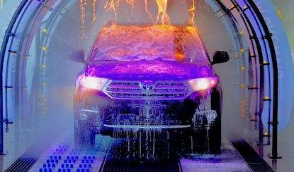 car wash in Bentonville